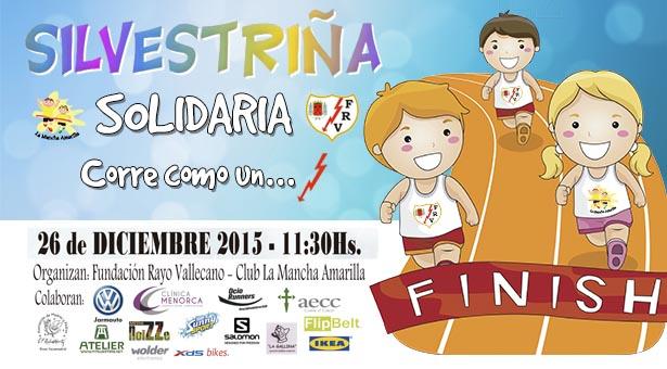 San Silvestriña Vallecana 2015 - Corre como un rayo