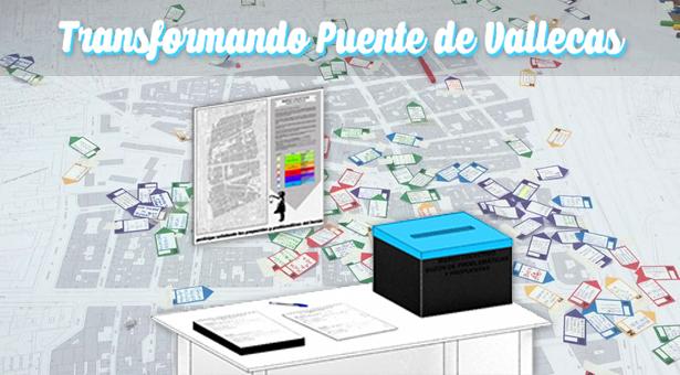 'Transformando Puente de Vallecas' continua el Plan Integral de Regeneración Urbana del Puente de Vallecas