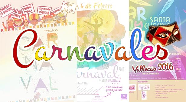 Carnavales 2016 en Vallecas - Puente y Villa de Vallecas