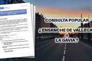 El 13 de Marzo se realizará la 'Consulta popular' en el Ensanche de Vallecas