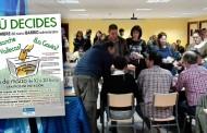 La consulta popular del Ensanche de Vallecas no llega al mínimo de participación establecido