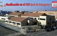 Las AMPAs y la A.A.V.V del Pau del Ensanche denuncian la masificación del nuevo Colegio José de Echegaray