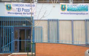 """Comedor Familiar """"El Pozo"""" Mensajeros de la Paz"""