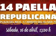 XIV Paella Republicana de Vallekas - 16 de Abril