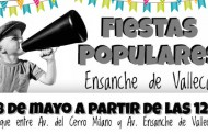 Fiestas Populares y Día del Deporte este finde en el Ensanche de Vallecas