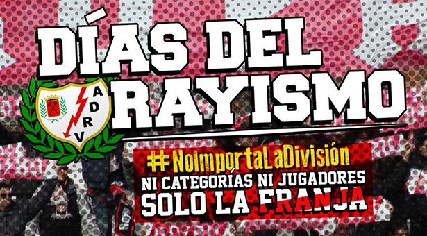 Días del Rayismo - ¡No importa la división!