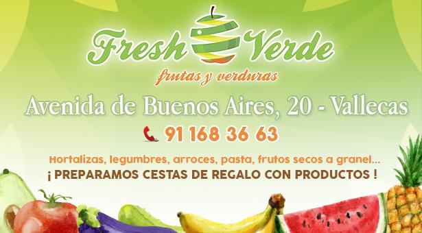 Fresh Verde - Frutas y Verduras