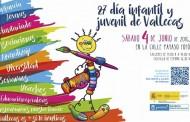XXVII Día Infantil y Juvenil de Vallecas - 4 de Junio de 2016
