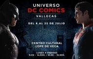 Exposición 'Universo DC Comics' en el Centro Cultural Lope de Vega de Vallecas