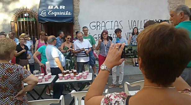 Suspendido el desahucio del Bar 'La Esquinita' de Vallecas tras el archivo la causa en el juzgado