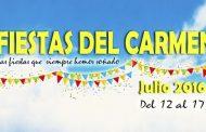 Fiestas del Carmen 2016 en Vallecas
