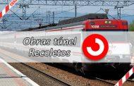 Obras en Cercanías - Cierre del túnel de Recoletos durante un mes