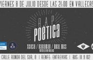 Festival 'Rap Poética' este viernes en las Fiestas de Entrevías