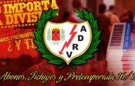 Rayo Vallecano: Abonados, Fichajes y Pretemporada 16/17