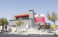 Evolución de las obras del Instituto del Ensanche de Vallecas - 600 nuevas plazas escolares y quejas de las familias del distrito