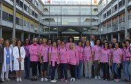 III 'Camino de esperanza' para pacientes tratadas de cáncer de mama en el Hospital Infanta Leonor