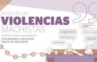 Exposición 'Mitos de las violencias machistas' en Villa de Vallecas