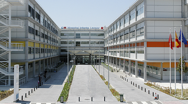 Sanidad activa protocolos tras dos casos de fiebre hemorrágica en el Hospital Infanta Leonor
