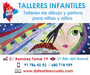 DateArte - Taller infantil