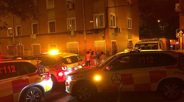 Fallece un menor en una pelea en la calle María Paz Unciti del distrito de Puente de Vallecas