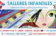 DateArte - Taller infantil de dibujo y pintura - 17/18