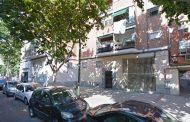 Detenido un hombre que se atrincheraba en su casa de Vallecas e intentaba asesinar a su mujer y su bebé