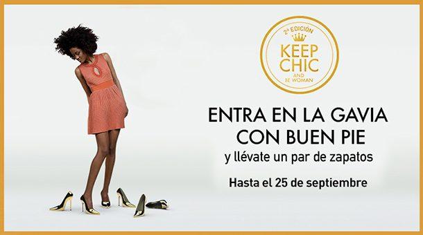 II Edición del Keep Chic and be Woman - Moda y regalos en La Gavia