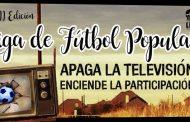III edición de la Liga de Fútbol Popular de Vallekas