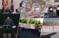 El Ayuntamiento reclamará a la Comunidad la construcción de accesos al Hospital Infanta Leonor