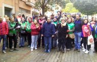 Activistas de la PAH consiguen parar un desahucio más en Vallecas