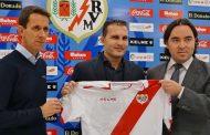 Rubén Baraja nuevo entrenador del Rayo Vallecano
