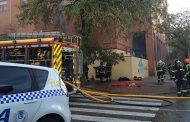 Incendio sin heridos en una guardería de Puente de Vallecas