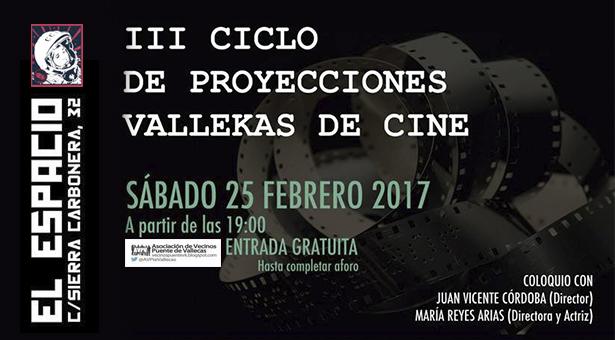 El Premio Goya 2017 al Mejor Corto Documental inaugura el III Ciclo de Proyecciones