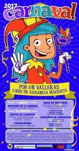 Carnavales 2017 - Puente de Vallecas