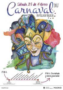 Carnavales 2017 - Villa de Vallecas