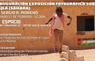 Exposición fotográfica sobre Dajla (Sahara) de Sergio Rodríguez Moreno en Vallecas