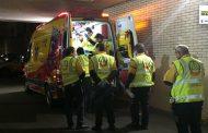 Varón de 43 años herido de gravedad por varias puñaladas en Puente de Vallecas
