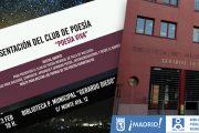Presentación del club de lectura 'Poesía Viva' en la Biblioteca Gerardo Diego