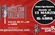 'Gana con tu voz' el casting de La Voz en el C.C. Madrid Sur