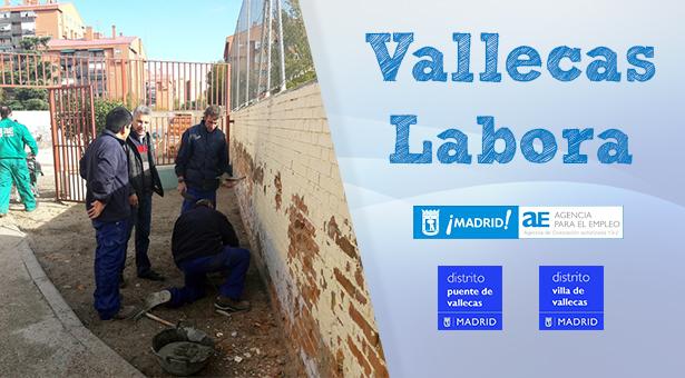 Vallecas abre una convocatoria de empleo público para 75 parados