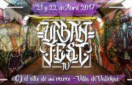 IV Urban Fest en Villa de Vallecas - Festival de Cultura Urbana 21 y 22 de Abril