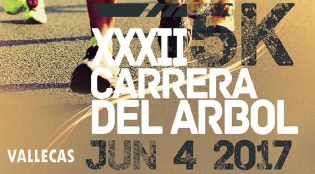 XXXII Carrera del Árbol y la 15ª Marcha por la Salud y la Integración en Vallecas