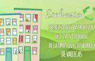 Presentación del proyecto de construcción de 1.150 viviendas de la EMVS en el Ecobarrio de Vallecas