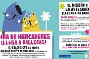 'Gira de Mercaderes' cada sábado de Mayo en el Bulevar de Peña Gorbea