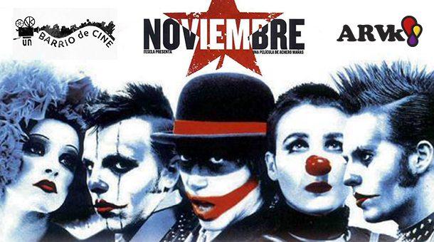 Proyección de 'Noviembre' de Achero Mañas en el Ateneo Republicano