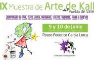 XIX Muestra de Arte de Kalle del Pueblo de Vallekas