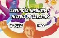 XXVIII Día Infantil y Juvenil de Vallecas - 10 de Junio de 2017