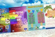 Fiestas en Entrevías, Madrid Sur, Ensanche de Vallecas y Nuevas Palomeras