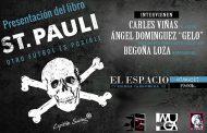 Presentación del libro 'St.Pauli - Otro fútbol es posible' en Vallecas