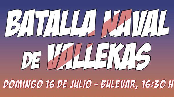 Batalla Naval 2017 - Vallekas, puerto de acogida ¡Derecho de asilo ya!